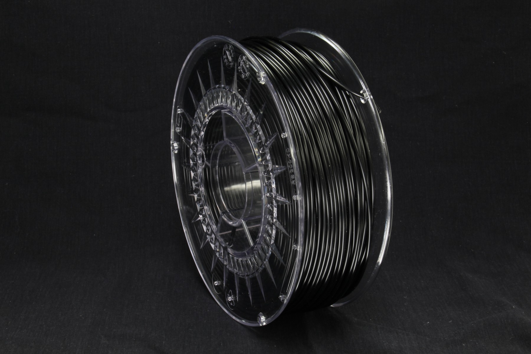 Filamento de impresión 3D creado de policarbonato reciclado