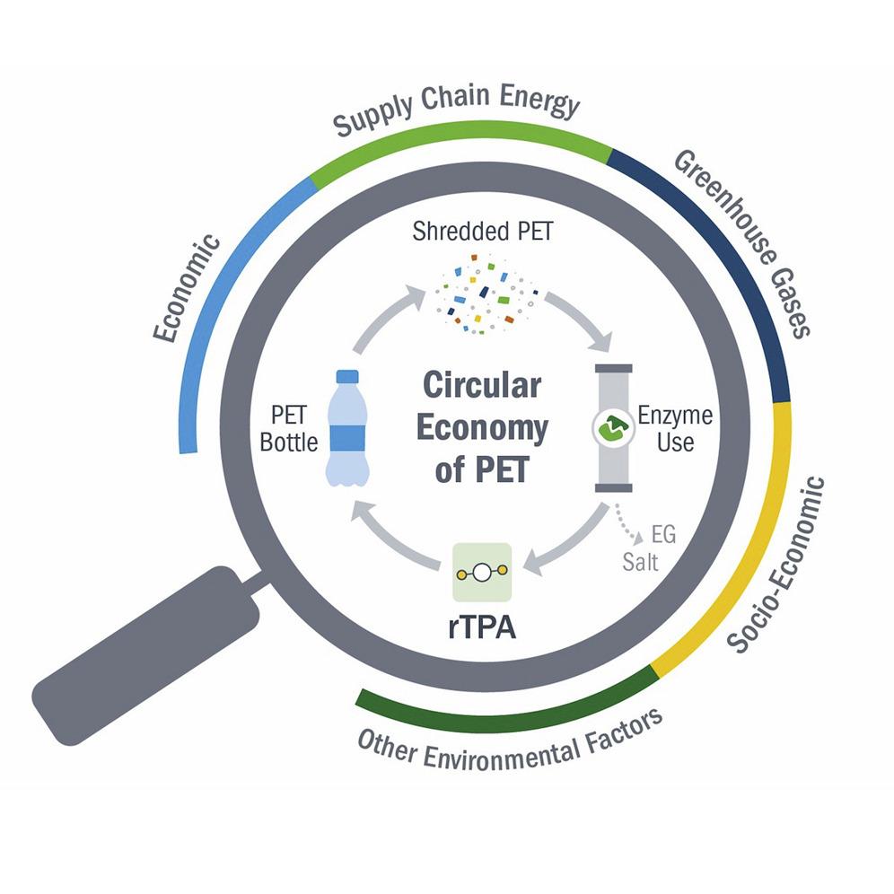 Economía circular del PET